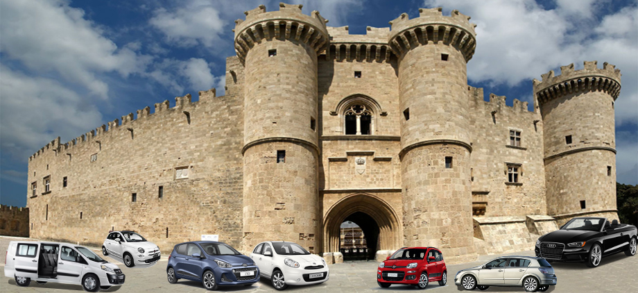 Rent a Car in Rhodes